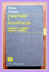 image of Umjetnost I Egzistencija. Vrijednost I Granice Sartrove Estetike