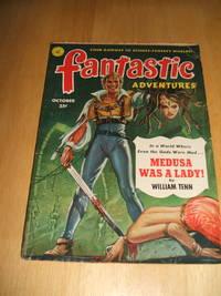 image of FANTASTIC ADVENTURES OCTOBER 1951 VOLUME 13 NUMBER 10