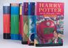 image of Harry Potter and the Philosopher's Stone; Harry Potter and the Chamber of Secrets; Harry Potter and the Prisoner of Azkaban; Harry Potter and the Goblet of Fire; Harry Potter and the Order of the Phoenix; Harry Potter and the Half-Blood Prince; Harry Potter and the Deathly Hallows - Complete set