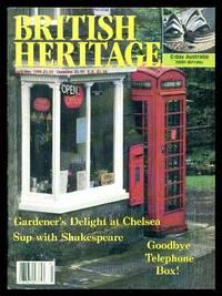image of BRITISH HERITAGE - Volume 9, number 3 - April May 1988