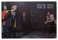image of Fear of Music (Original poster for the 1979 album)