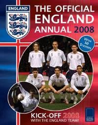 F.A. England 2008 (Annual)