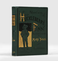 image of Adventures of Huckleberry Finn (Tom Sawyer's Comrade).