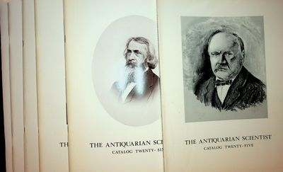 Acton MA and Southampton MA: The Antiquarian Scientist, 2001. First Edition. Wraps. Very Good. First...