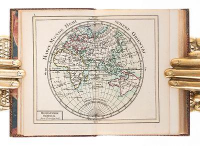 Atlas g�ographique contenant la...