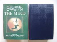 image of The Oxford Companion to the Mind