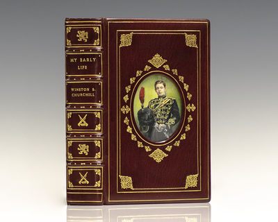 London: Thornton Butterworth, 1930. First edition of this classic work finely bound by Bayntun in a ...