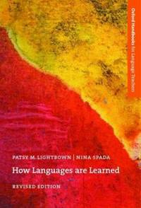 image of How Languages Are Learned