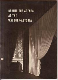 Behind the scenes at the Waldorf-Astoria.