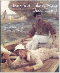 Henry Scott Tuke 1858-1929:  Under Canvas