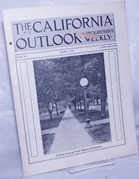image of The California Outlook 1914, Vol. 16, No. 4, Jan 24, a progressive weekly