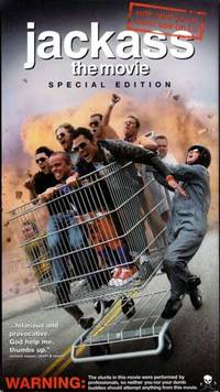 Jackass - The Movie (Special Edition) [VHS]