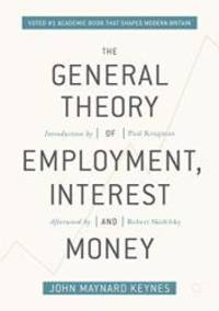 image of The General Theory of Employment, Interest, and Money