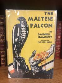 THE MALTESE FALCON by  Dashiell Hammett - Reprint - 1930 - from Second Story Books (SKU: 9-436-1281910)