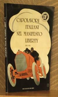 CAPOLAVORI ITALIANI NEL MANIFESTO LIBERTY 1880-1918