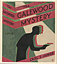 [Original Watercolor Dust jacket Maquette for:] THE GALEWOOD MYSTERY