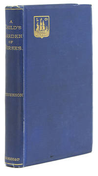 A Child's Garden of Verses by  Robert Louis Stevenson - First edition - 1885 - from James Cummins Bookseller and Biblio.com