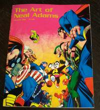 The Art of Neal Adams, Volume One by  Neal Adams - Paperback - 1975 - from Defunct Books (SKU: 043810)