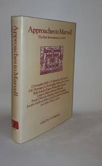 APPROACHES TO MARVELL The York Tercentenary Lectures