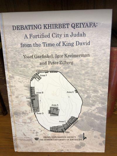 Jerusalem: Hebrew University of Jerusalem, 2016. First Edition. Hardcover. Octavo, 269 pages; VG; sp...