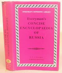 Everyman's Concise Encyclopaedia Of Russia