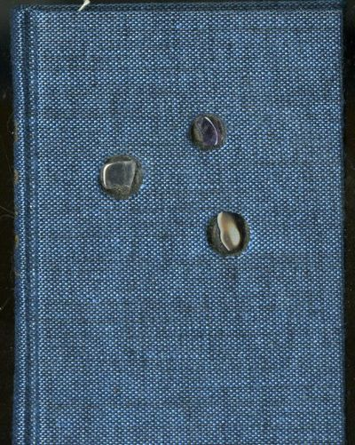 Santa Cruz: Peter & Donna Thomas, 1991. First Edition. Hardcover. Fine Condition. Rocks laid into co...