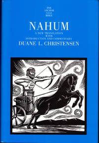 Nahum: A New Translation With Introduction and Commentary