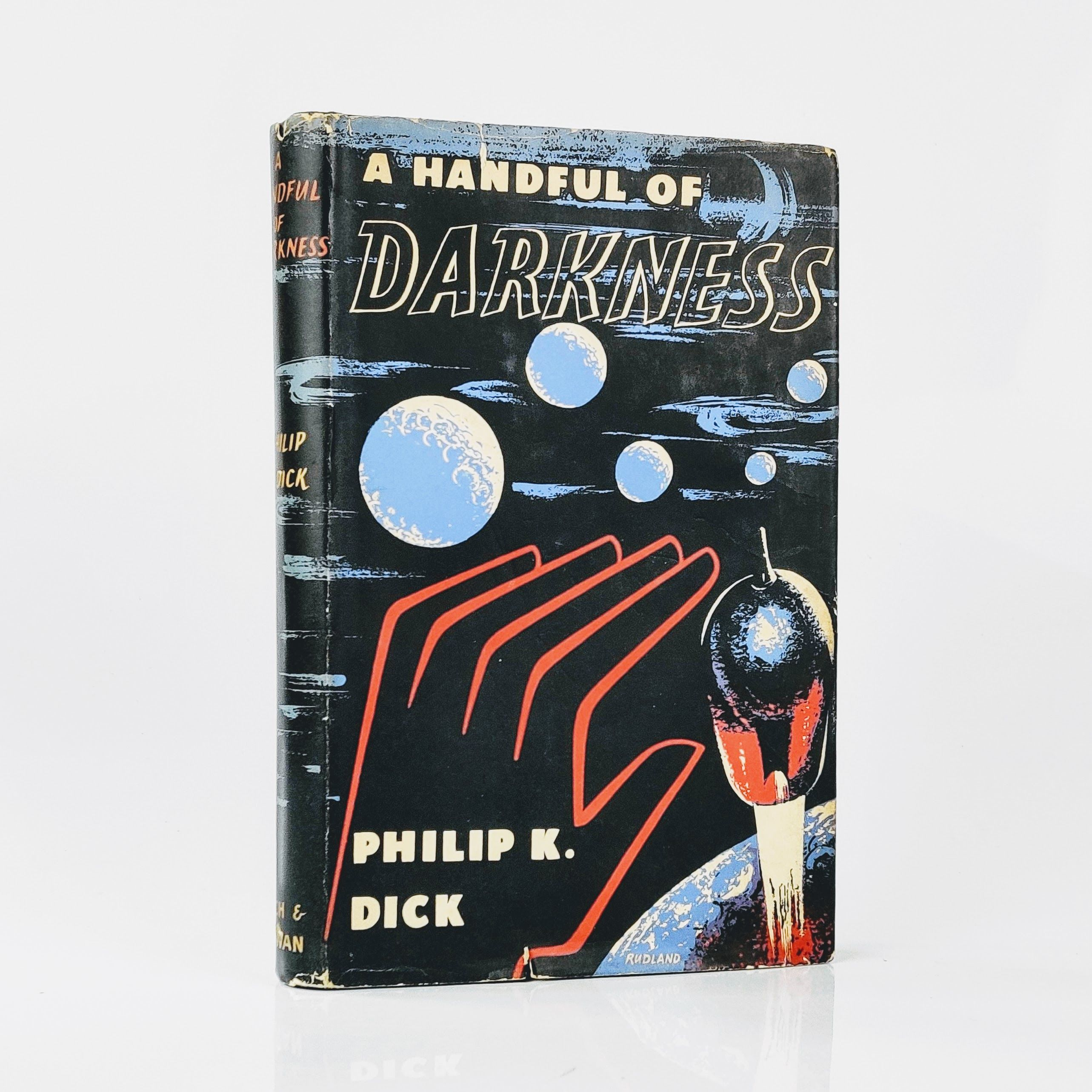 A Handful of Darkness (photo 1)