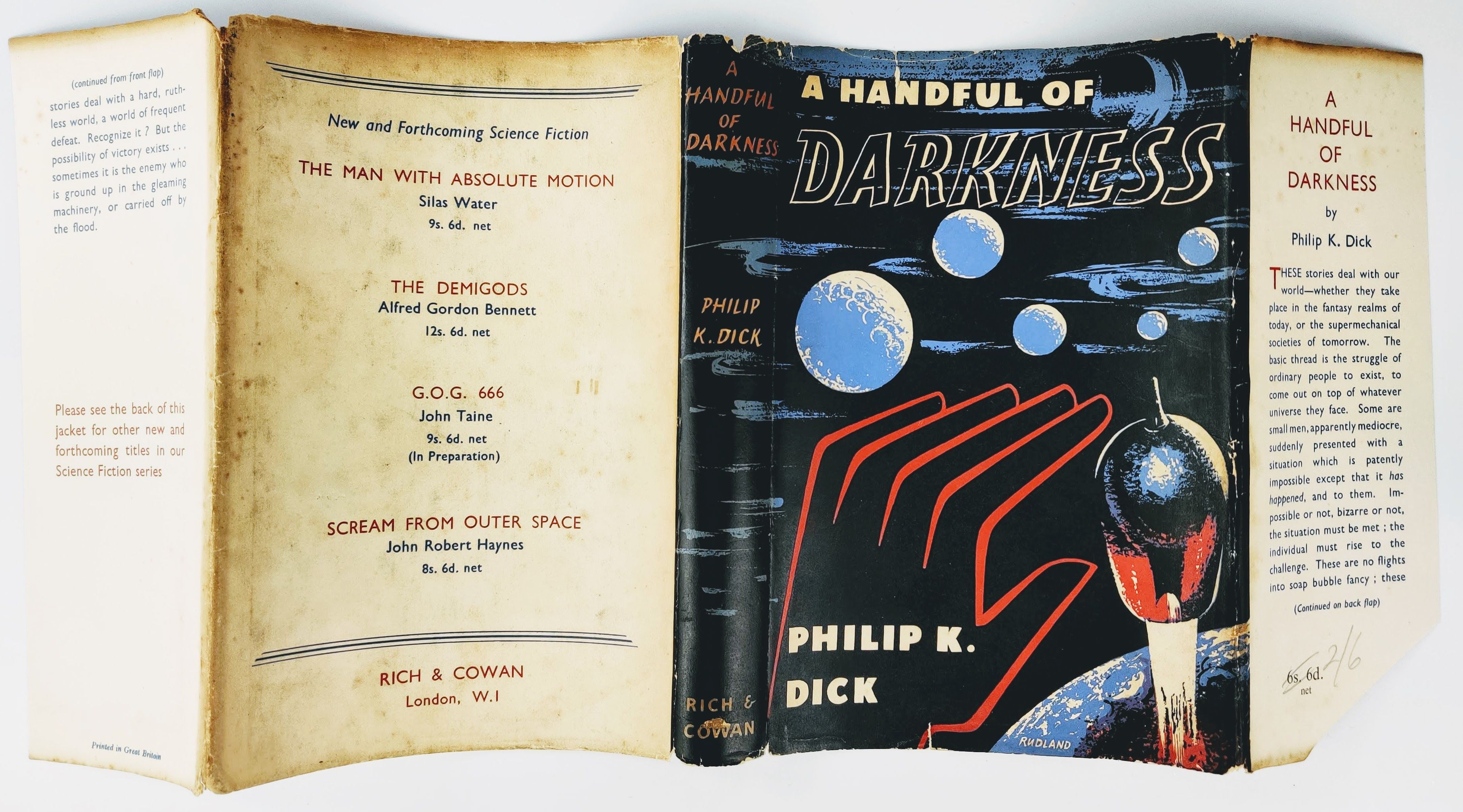A Handful of Darkness (photo 3)