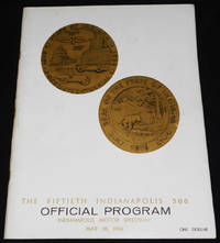 image of The Fiftieth Indianapolis 500 Official Program, Indianapolis Motor Speedway May 30, 1966