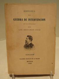 image of Historia de la Guerra de Intervención en Michoacán
