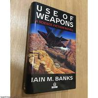 image of The Use of Weapons (signed by Iain Banks)