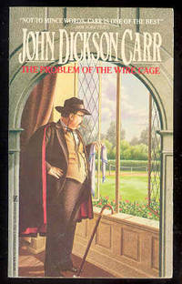 The Problem of THE WIRE CAGE [Dr. Gideon Fell mystery] by John Dickson Carr [ Carter Dickson ] - 1986