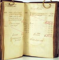 The Whitesborough Patent: manuscript ledger recording sale of land in Delaware County NY