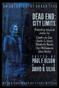 DEAD END - City Limits - An Anthology of Urban Fear