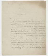 "Autograph letter signed (""John Luzac"") to Theophilus Parsons, Leiden, 17 July 1803"