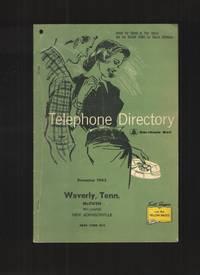 image of Telephone Directory, December 1962, Waverly, Tenn. , Mcewen Including New  Johnsonville