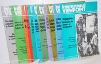 image of International viewpoint [13 issues for the year 1984]