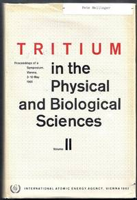 Tritium in the Physical and Biological Sciences Volume II (2)