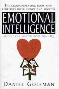 Emotional Intelligence: Why it Can Matter More Than IQ by  Daniel Goleman  - Hardcover  - from World of Books Ltd (SKU: GOR001250271)