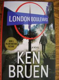 London Boulevard by Ken Bruen - First edition first printing - 2009 - from Scene of the Crime Books, IOBA (SKU: biblio476)