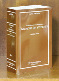 Wigmore on Evidence. 2006-2 Cumulative Supplement ONLY. 1 softbound bk