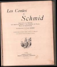 image of Contes de schmid (illustrations noir&blanc et couleurs)