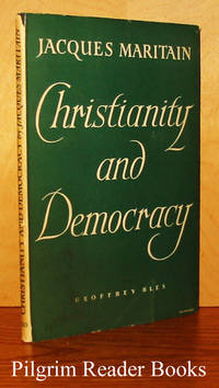 Christianity and Democracy.
