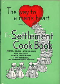 The Settlement Cook Book : Tested recipes from the Milwaukee Public School Kitchen Girls Trades and Technical High School, Authoritative Dietitians and Experienced Housewives