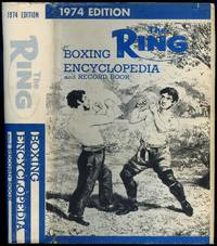image of The 1974 Ring Boxing Encyclopedia and Record Book