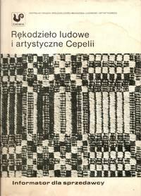 Rekodzielo ludowe I artystyczne Cepelii : informator dla sprzedawcy