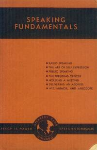 image of Speaking Fundamentals