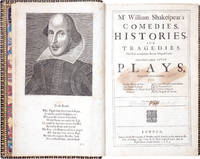 Fourth Folio; Comedies, Histories and Tragedies