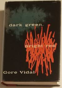 DARK GREEN, BRIGHT RED